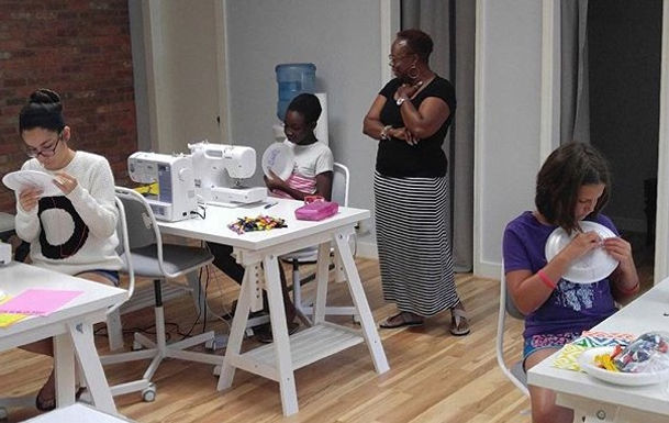 Summer Sewing Camp (Session 1)