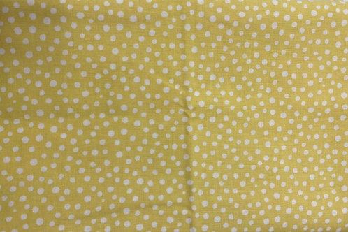 Yellow in Polka Dot