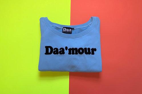 Daa'mour Col Bateau - Baby Blue