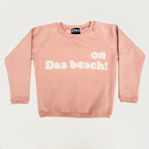 on Daa beach! Pour Elle