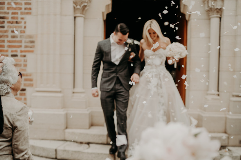 iglesia de boda