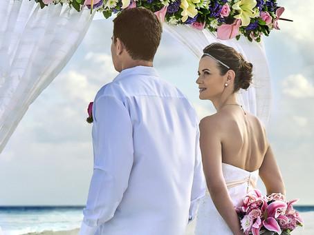 Zapatos para boda en playa