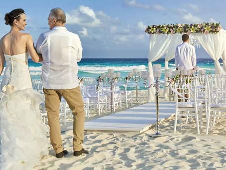 Playas hermosas para bodas 2021