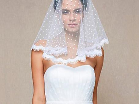 Los Velos de novia y su importancia en el look novia
