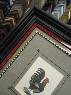 detail on triple stack frame