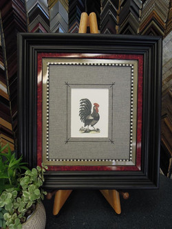 tripe stack frame, thread detail