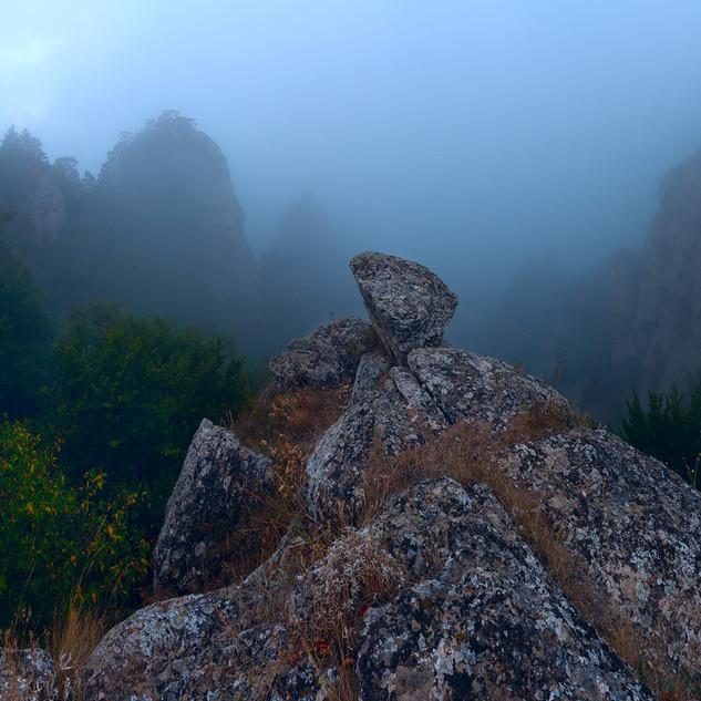 Каменные исполины