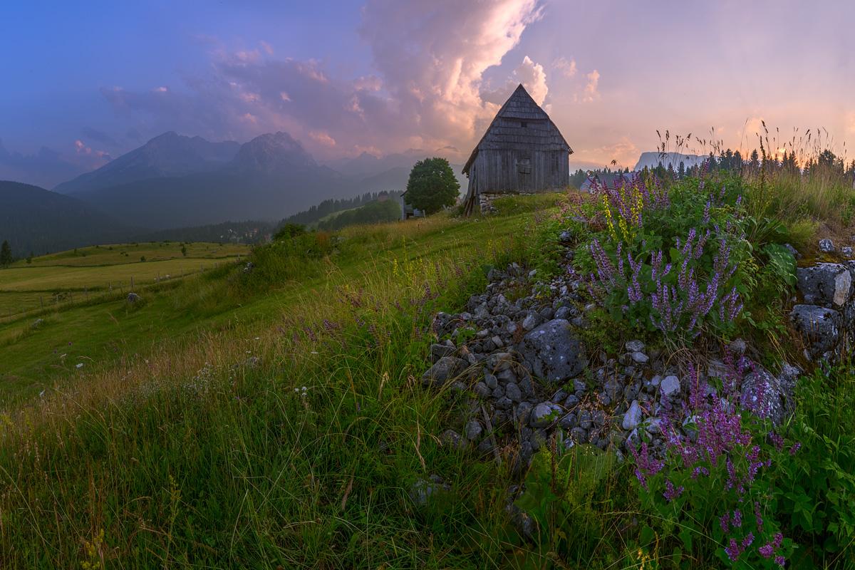 Деревня Питомине, Черногор
