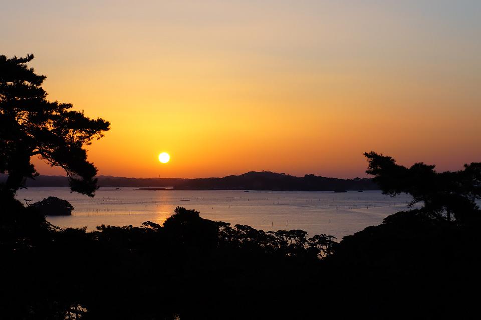 澄んだ朝・・瑞鳳ヶ丘
