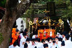 染殿神社 春の例大祭