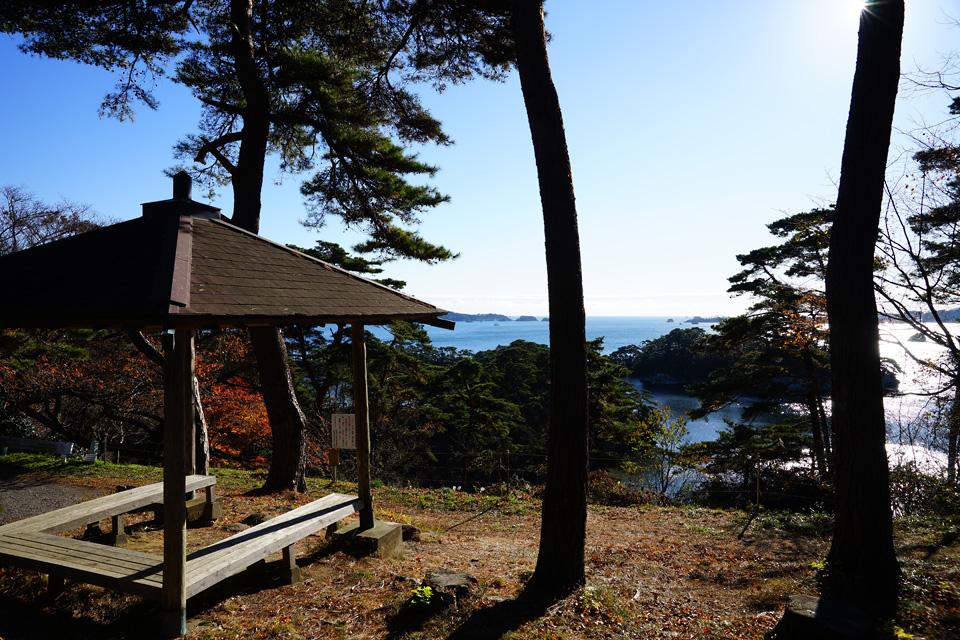 瑞鳳ヶ丘からの眺め