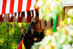 青麻神社 伝統神楽