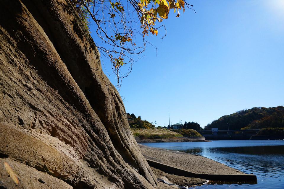 山砂の惣の関ダム