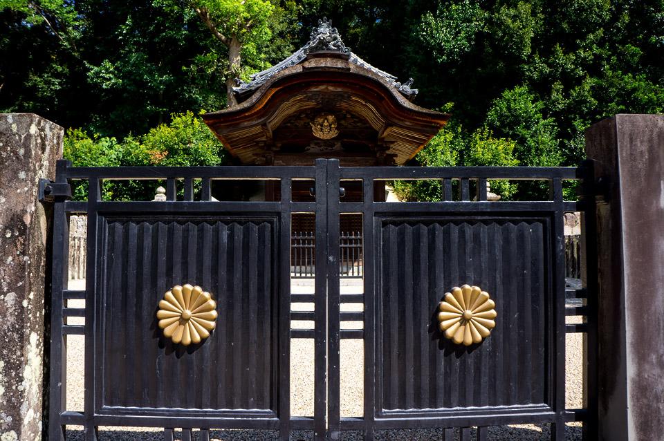 叡福寺 聖徳太子御廊
