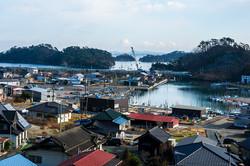 四季島 須賀を走る