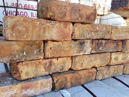 Windy City Antique Brick Company | Chicago Common Pink Brick
