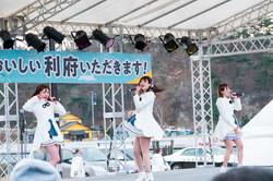 AKB48 チーム8ステージ 利府町浜まつりにて