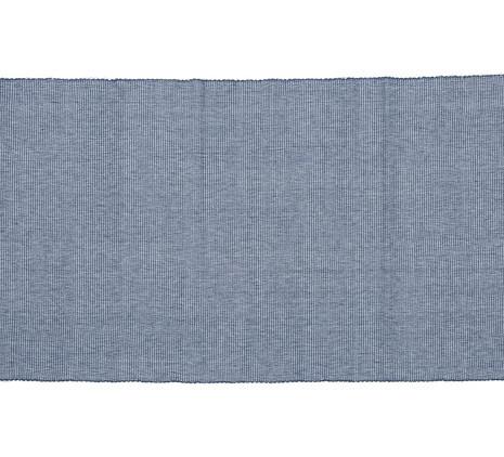 Teppich, graublau, 70x120cm