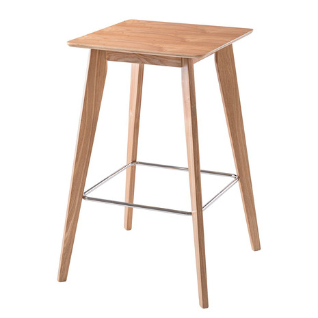 Bartisch, Holz
