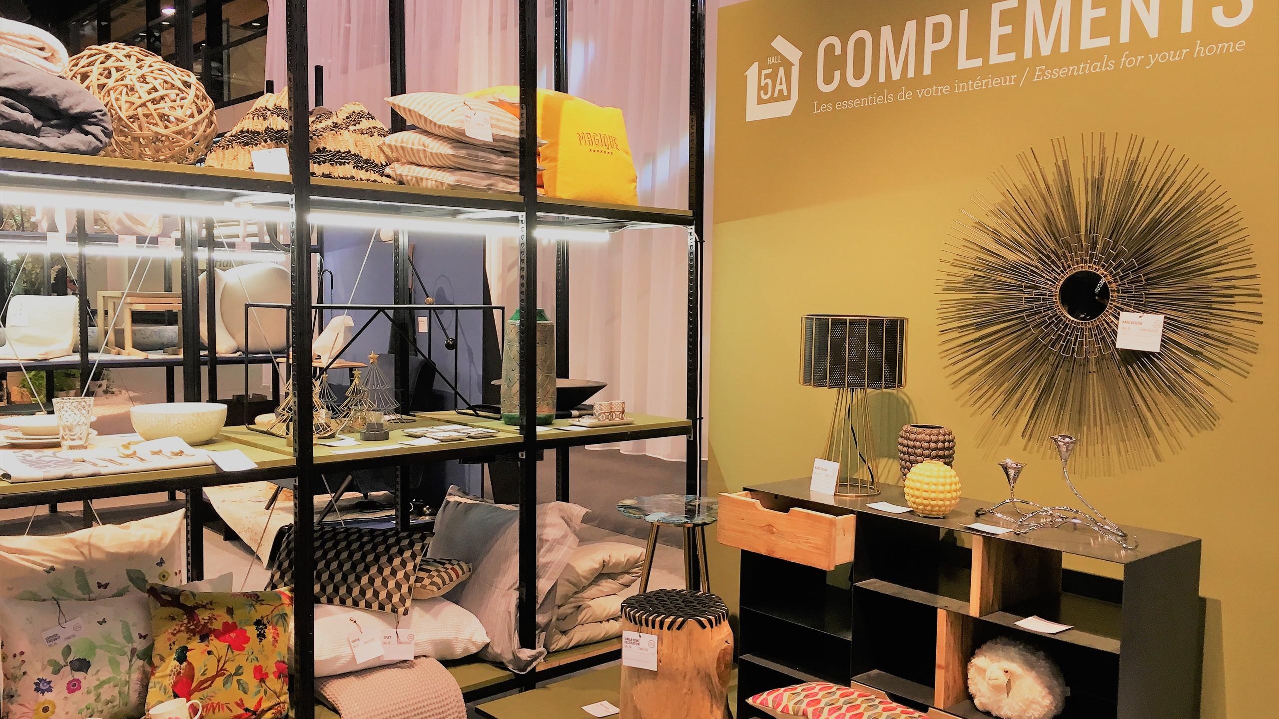 Maison & Objet Paris  Accessoires bringen Leben in jedes Interior.