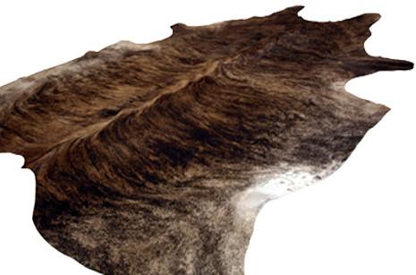 Teppich, Rinderfell