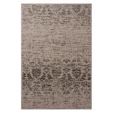 In- und Outdoorteppich, Vintage braun/silber, 120x170 cm, neu,