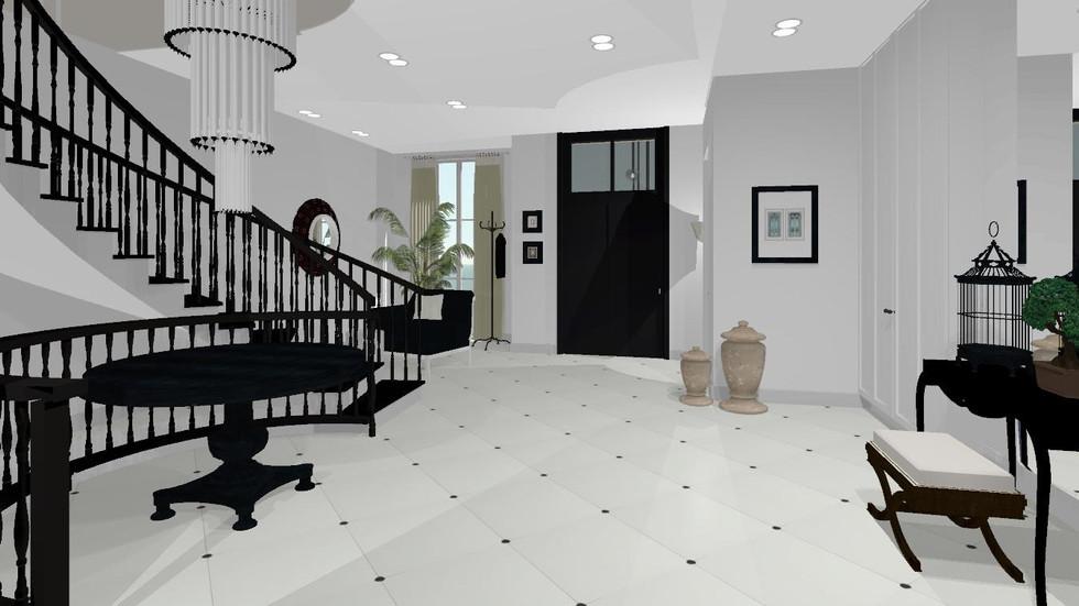 Townhouse im klassisch-eleganten Stil