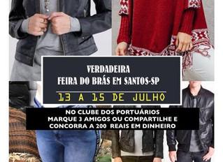 A Verdadeira Feira do Brás direto de São Paulo
