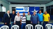 Clube Portuários assina contrato com a Sintraport