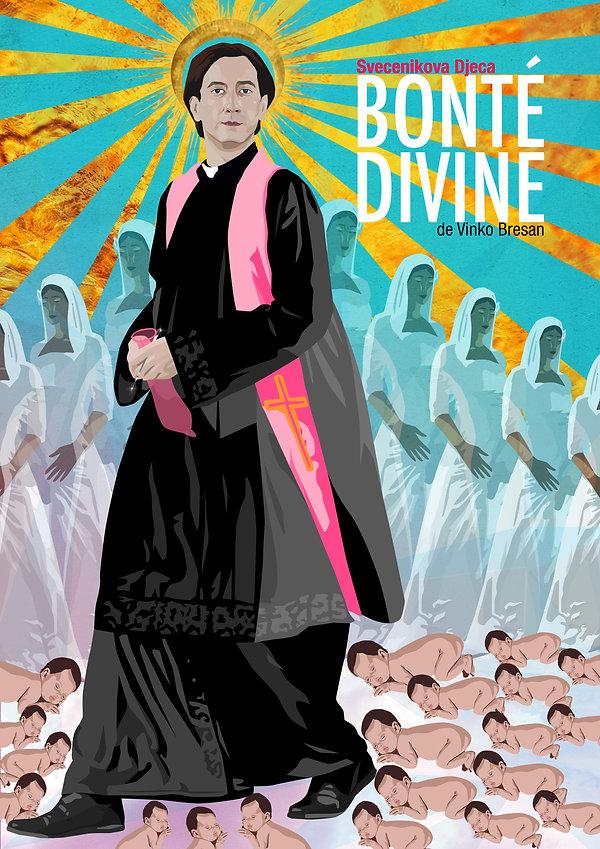 Affiche Bonté Divine
