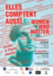 Affiche Women who matter