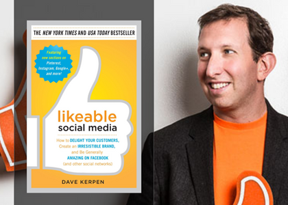 Dave Kerpen Likeable Social Media