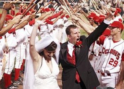 Dave Kerpen Sponsored Wedding