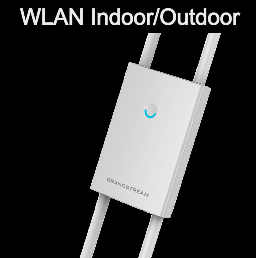 WLAN-Strukturen