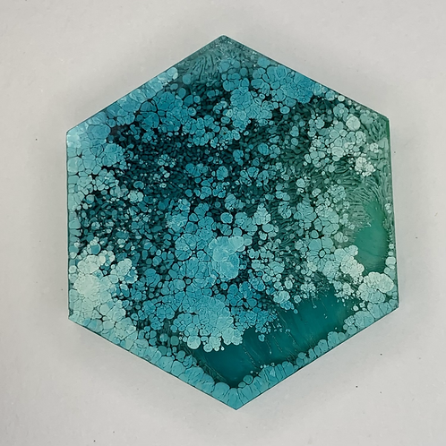 "Pre-Made 1.5"" Hexagon"