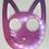 Thumbnail: Custom Self Defence Kitty Keychain