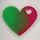 "Thumbnail: Pre-Made 1.5"" GLOW Heart"