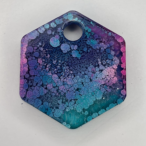 """Pre-Made 1"""" Hexagon 10"""