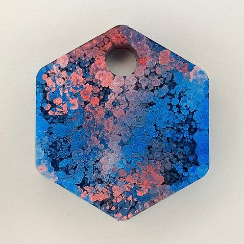 """Pre-Made 1"""" Hexagon 23"""