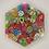 """Thumbnail: Pre-Made 1.5"""" Hexagon - Fruit"""