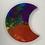 "Thumbnail: Pre-Made Pride 1.5"" Moon"