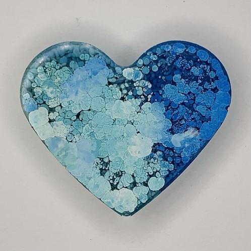 "Pre-Made 1"" Heart"