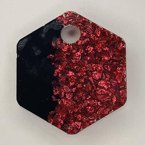 """Pre-Made 1"""" Hexagon"""