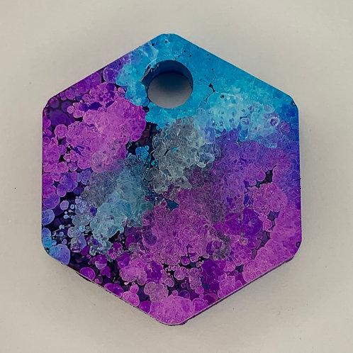 """Pre-Made 1"""" Hexagon 14"""