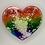"Thumbnail: Pre-Made Pride 1.5"" Heart"