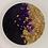 """Thumbnail: Pre-Made 1.5"""" Circle - Gold Flake"""