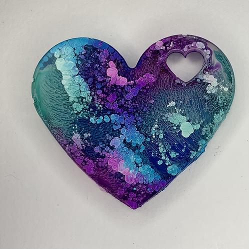 "Pre-Made 1.5"" Heart"