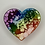 "Thumbnail: Pre-Made Pride 1"" Heart"