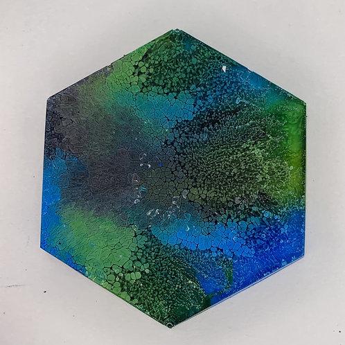 """Pre-Made 1.5"""" Hexagon 31"""