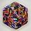 "Thumbnail: Pre-Made 1.5"" Hexagon - Sprinkles"